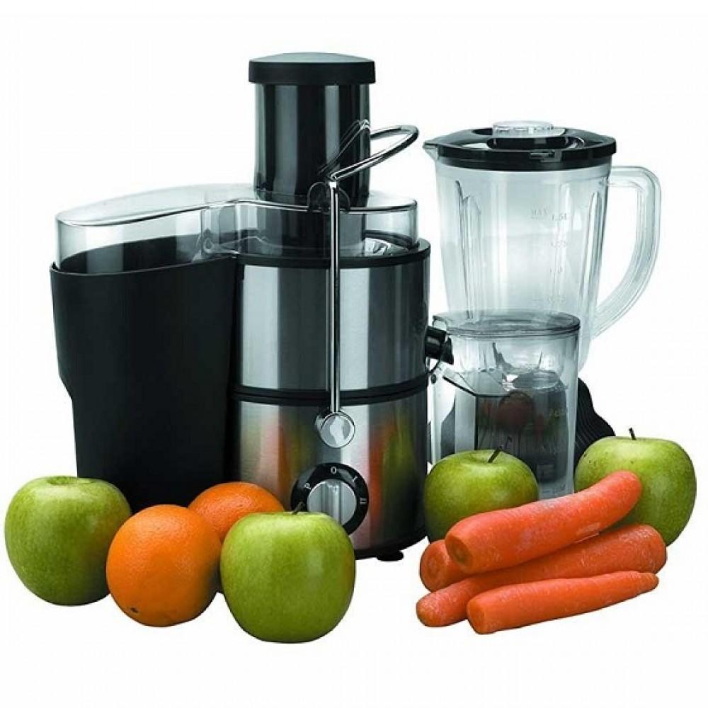 Storcator fructe si legume cu blender 1.8 litri