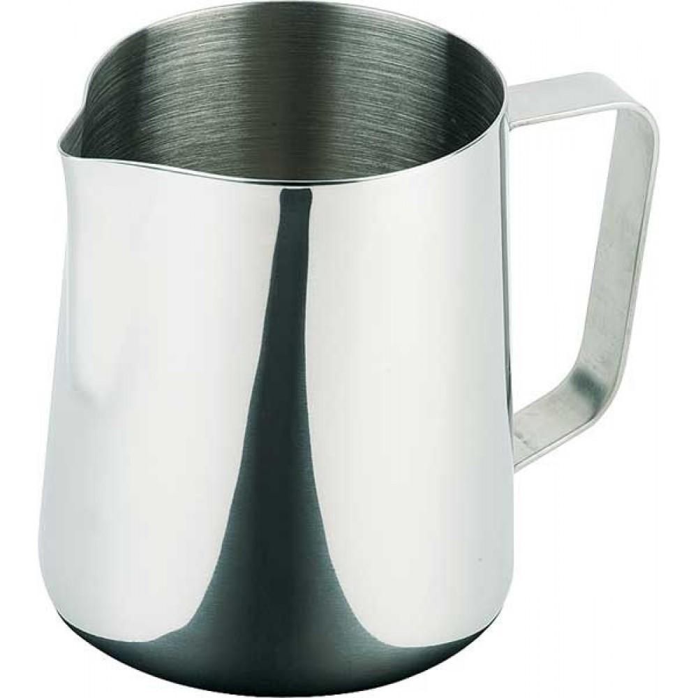 Latiera / Cana inox lapte spuma, 2 litri