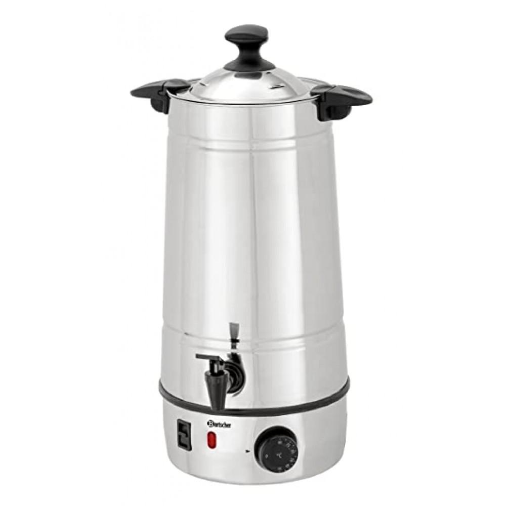 Dispenser apa fierbinte, vin fiert, 7 litri, pentru bufet, mic dejun, evenimente