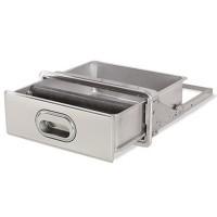 Knock box, sertar încorporat, glisant pentru cafenea, bar
