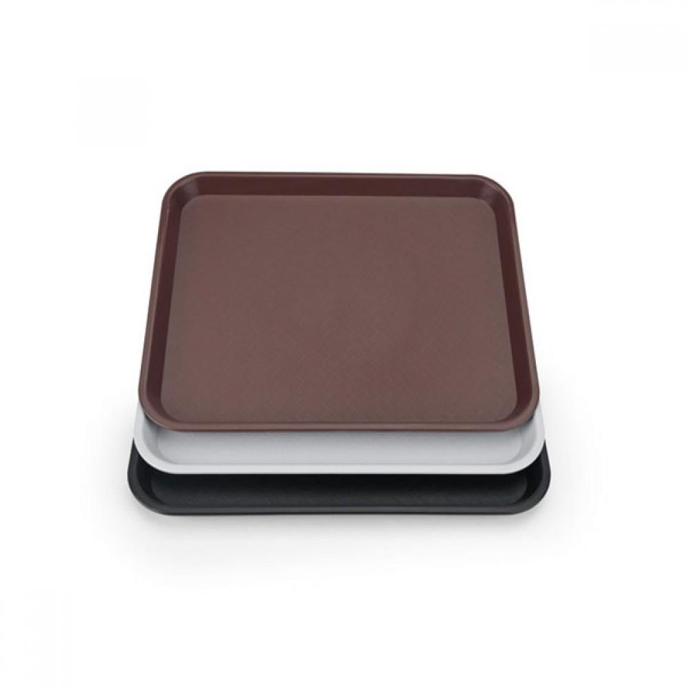 Tava autoservire/fast food polipropilena GN 1/2, 32.5 × 26.5 cm